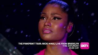 Nicki Minaj Pinkprint Promo
