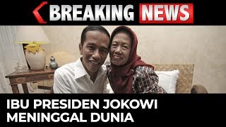 Gambar cover BREAKING NEWS - Ibu Presiden Jokowi, Sujiatmi Notomiharjo Meninggal Dunia