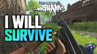 I WILL SURVIVE!! | Rising Storm 2: Vietnam Gameplay