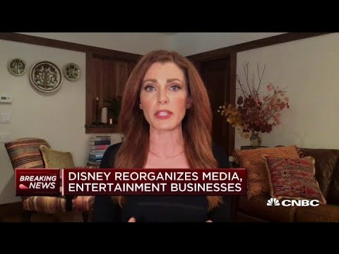 Disney launches new distribution division to separate content creation and distribution