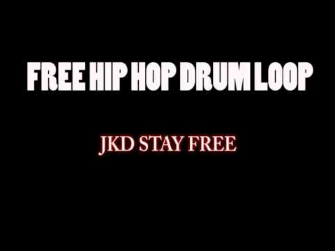 FREE HIP HOP DRUM LOOP