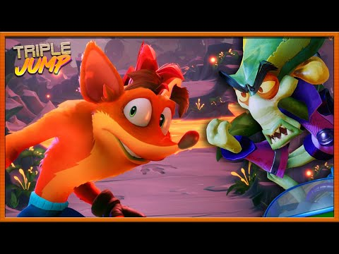 10 Hidden Details From The Crash Bandicoot 4 Reveal