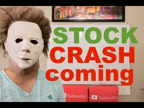 STOCK MARKET CRASH 2018 COMING?!