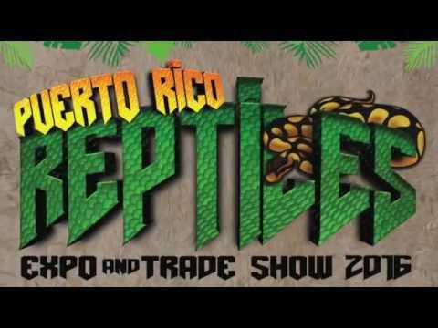 3er Puerto Rico Reptiles Expo & Trade Show 2016
