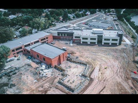 Glenwood Springs Elementary School Construction Update - August 19, 2017