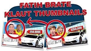 Fatih Brate der größte Faker Deutschlands! - Kuchen Talks #407