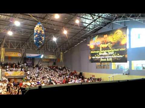 #Karate BKC: Acara Puncak ULTAH BKC ke 50 GOR Pajajaran #1