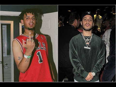 Russ Says Him and his Crew gave Yung Bans or Smokepurpp the BEATS for dissing him on Twitter.