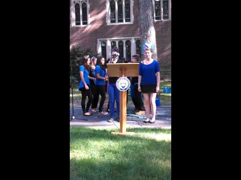 Wellesley College Blue Notes