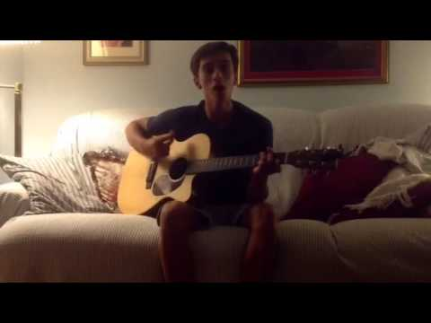 """""""Mr. Jones"""" by the Counting Crows - acoustic cover"""