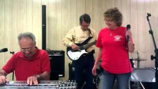 Sissy Privitt at East Texas Steel Guitar Association Tyler, Texas 0/16/2012
