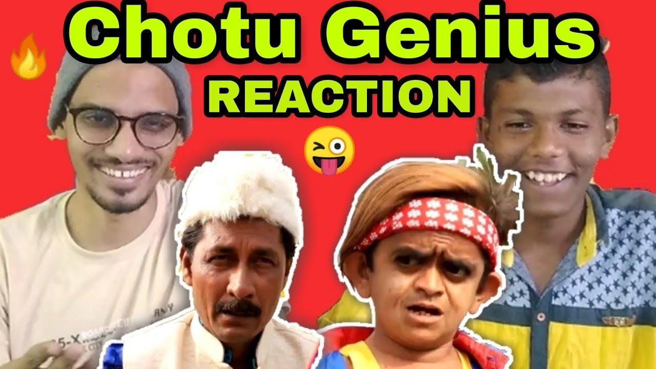 Download Chotu Genius | Khandesh Comedy | REACTION