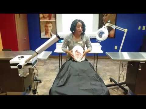 Empire Beauty School in Kennesaw (Basic Facial)