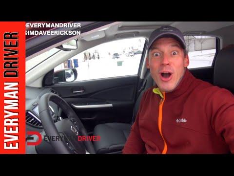 Wow, Just Arrived: 2015 Honda CR-V AWD on Everyman Driver
