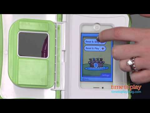 Laugh & Learn Apptivity Storybook Reader From Fisher-Price
