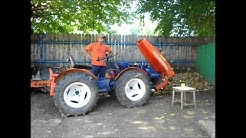 Tractorul care cosuma mai putin decat o drujba