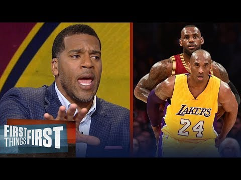 Kobe or LeBron: Jim Jacksons unique insight expels the NBAs biggest myth | FIRST THINGS FIRST