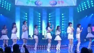 SNSD-Kissing u (소녀시대-키싱유) @SBS Inkigayo 인기가요 200802017