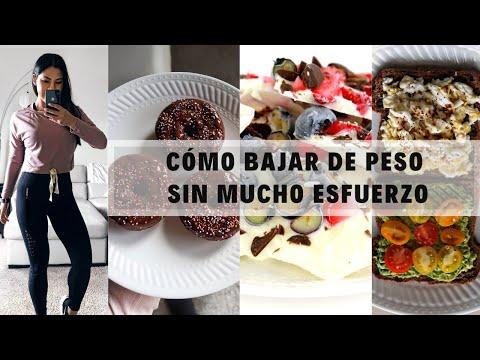 HACKS/TIPS PARA BAJAR DE PESO SIN MUCHO ESFUERZO | Michela Perleche