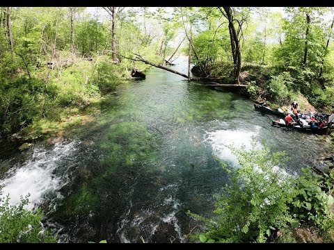 Canoe Missouri - Eleven Point River 3 Day Float - May 2018