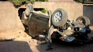 acidente de carro em Bom Jesus no piaui