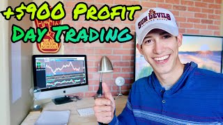 How To Make +$900 A Day Investing In The Stock Market