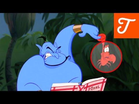 11 clins d'oeil CACHÉS dans les films Disney - Topsicle Cinéma