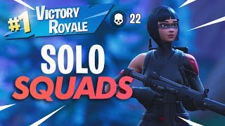 High Kill Solo vs Squads - Fortnite Battle Royale Gameplay