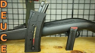 BEST PLINKING RIFLE EVER!  As judged by Deuce and Guns