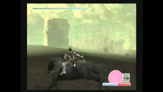 Shadow of the Colossus: #10 Dirge the Sand Worm