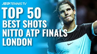 Top 50 Shots & Rallies From Nitto ATP Finals in London!