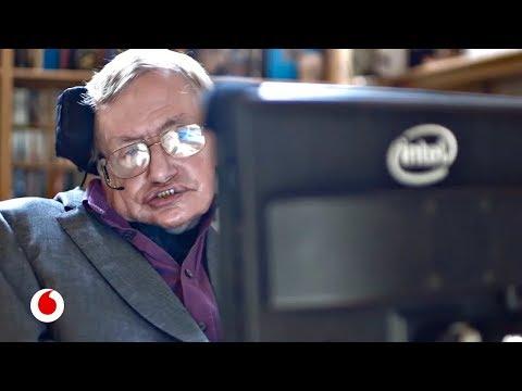 """Así funciona la voz de Stephen Hawking: """"Utilizo la tecnología para comunicarme y vivir"""""""