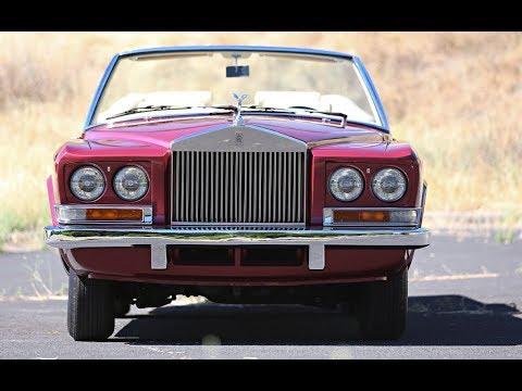 #Rolls Royce Phantom VI Cabriolet 1992#CONCEPT CAR