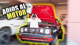 ADIÓS AL MOTOR DEL COCHE QUE REGALARÉ | ManuelRivera11