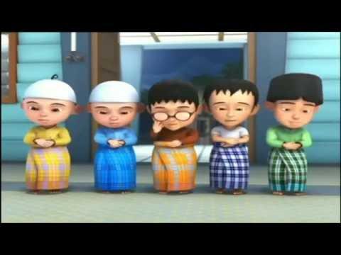 Lagu Religi--- Sepohon Kayu  -- Upin Ipin