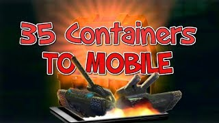 Tanki Online / კონტეინერების ტელეფონით გახსნა