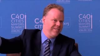 C40 Summit Video Blog Series: Martin Powell, Global Head of Urban Development at Siemens