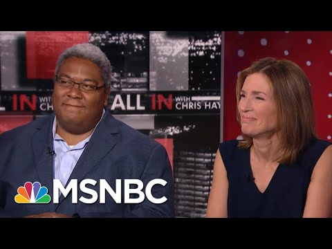 All The President Donald Trump's Mess | All In | MSNBC
