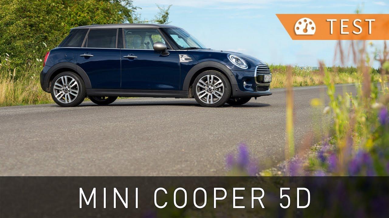 Mini Cooper 5d 15 136 Km Seven Edition 2017 Test Pl Review