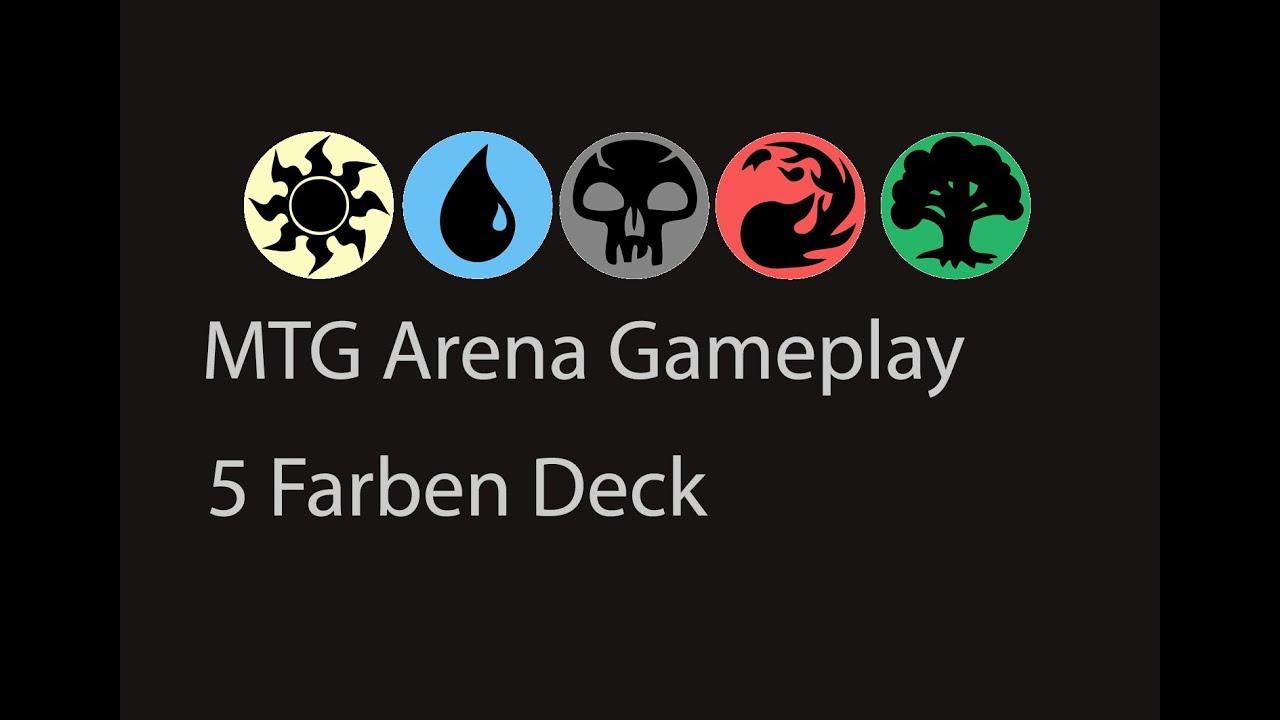 Mtg Arena Decks Deutsch