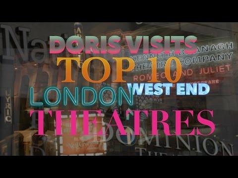 Top 10 London Theatres, Doris Visits the West End