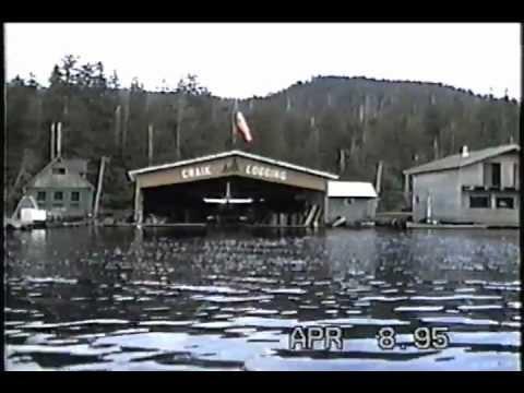 Craik Logging, Waterfall, Alaska 2