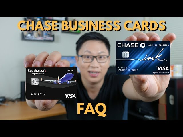 Chase Business Credit Card FAQ — AskSebby