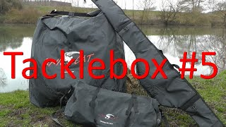 Tacklebox #5 Uni Cat Sleeping Bed Saver