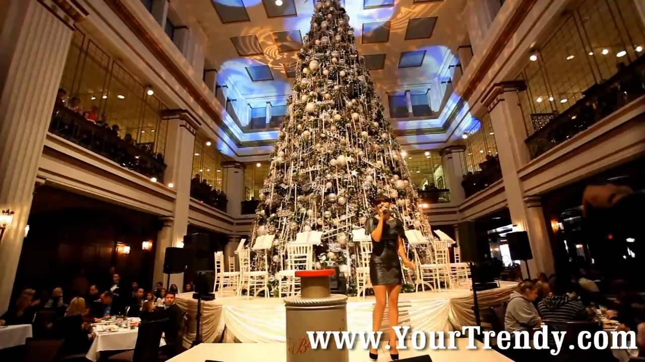 katharine mcphee macy s christmas tree lighting chicago 2010 hd