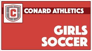 Conard Girls JV/Varsity Soccer vs. Avon - October 14, 2021