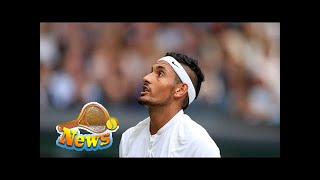 Controversy reigns once again as nick kyrgios retires early in shanghai