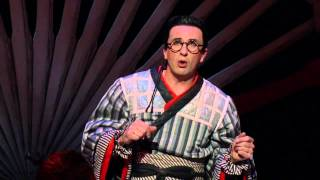 Mitchell Butel - Tit Willow - The Mikado by Gilbert and Sullivan