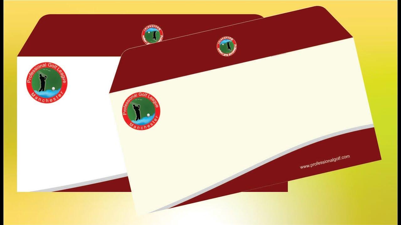 Shirt design envelope - Corel Draw X8 Tutorials Envelope Designing In Corel Draw
