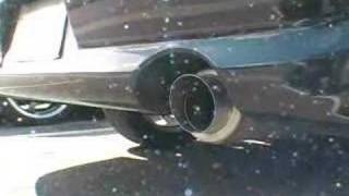 5zigen evo viii exhaust video